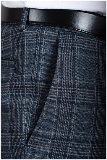 Pantalones, Vestir, 111035, MARINO