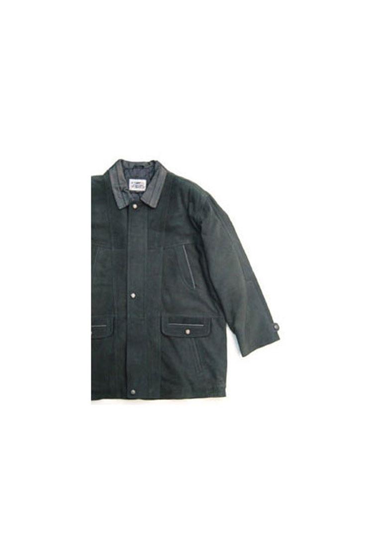 Abrigo, Chaquetones y Piel, 100034, MARRON | Zoom