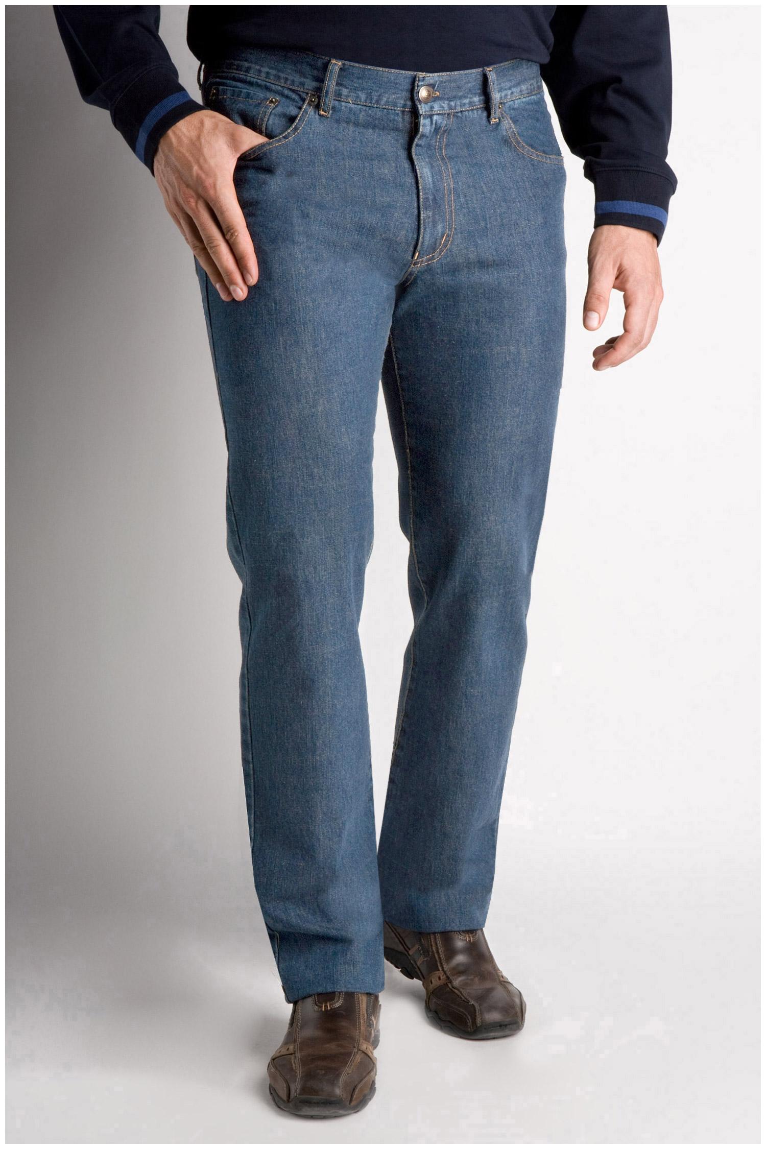 Pantalones, Vaqueros, 101535, PIEDRA | Zoom