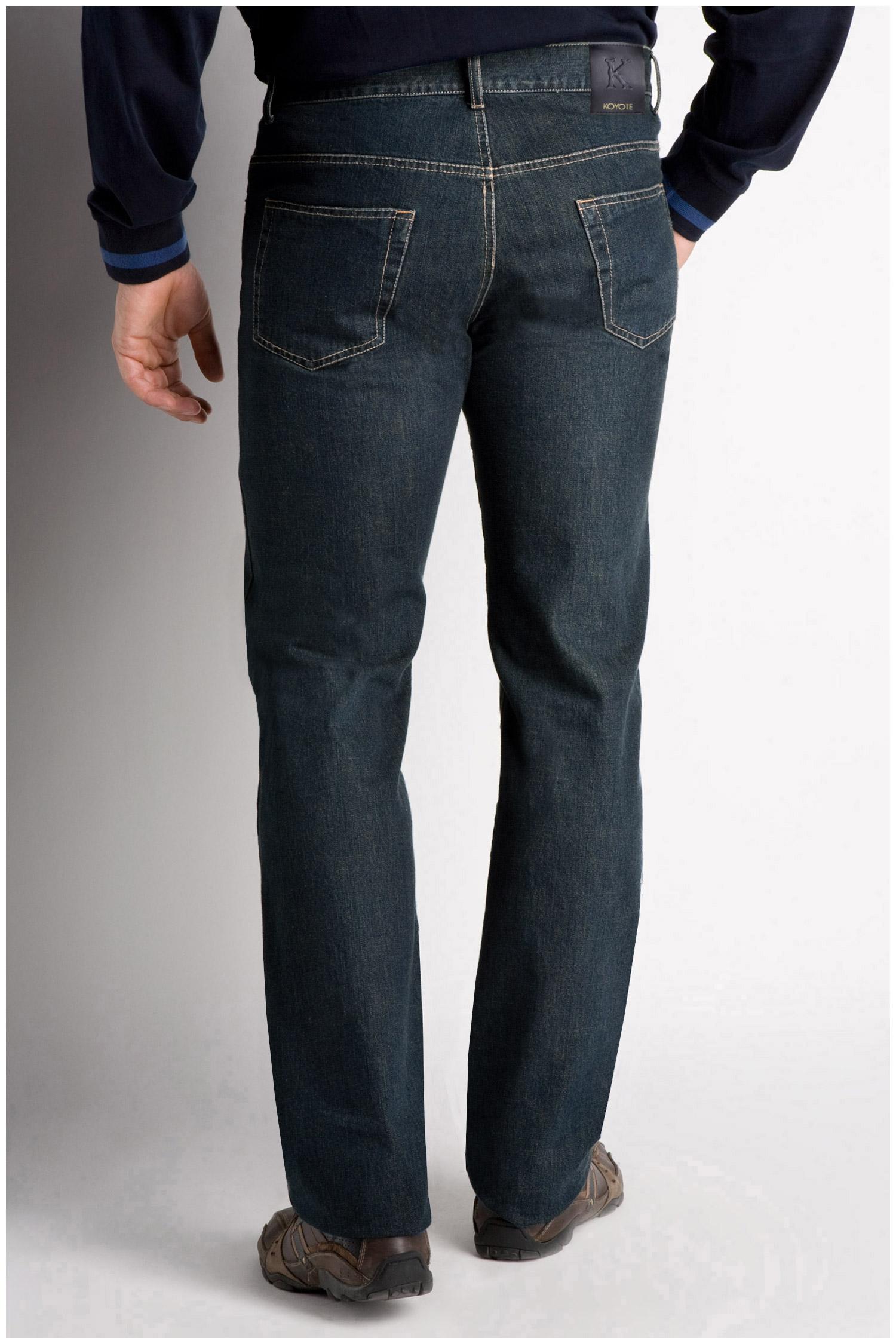 Pantalones, Vaqueros, 101535, AZUL MEDIO | Zoom
