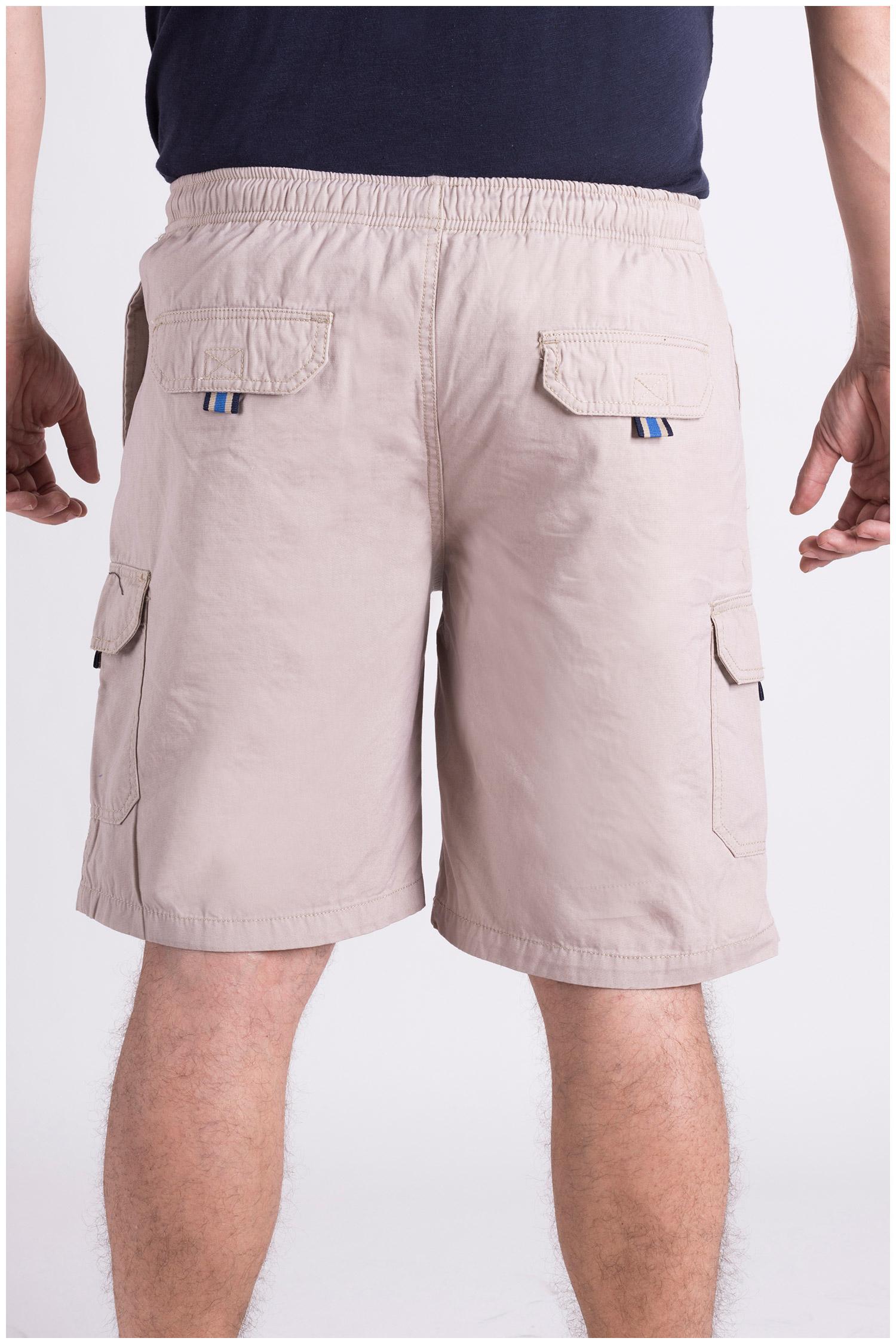 Pantalones, Bermudas, 102540, BEIGE | Zoom