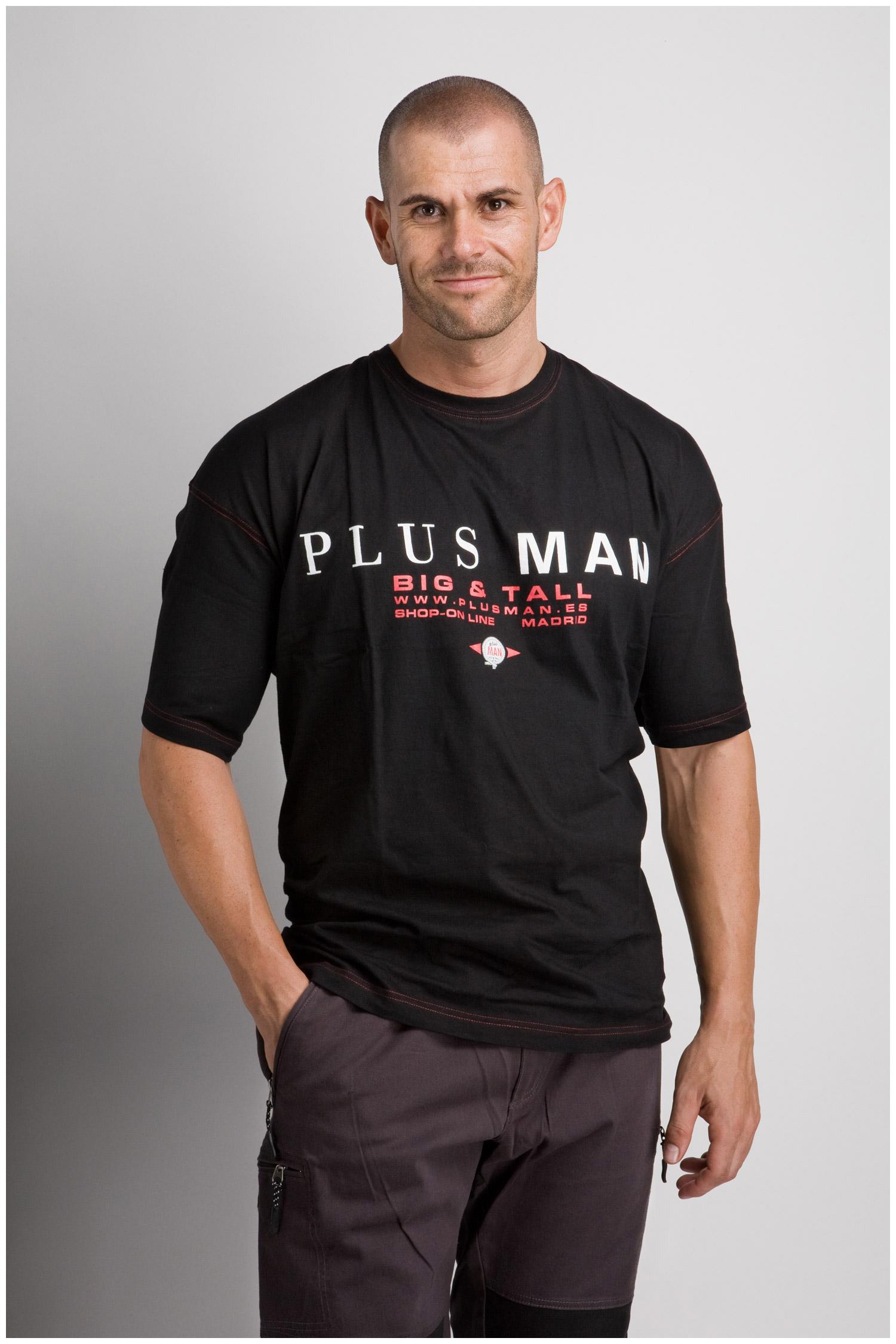 Sport, Camisetas M. Corta, 102944, NEGRO | Zoom
