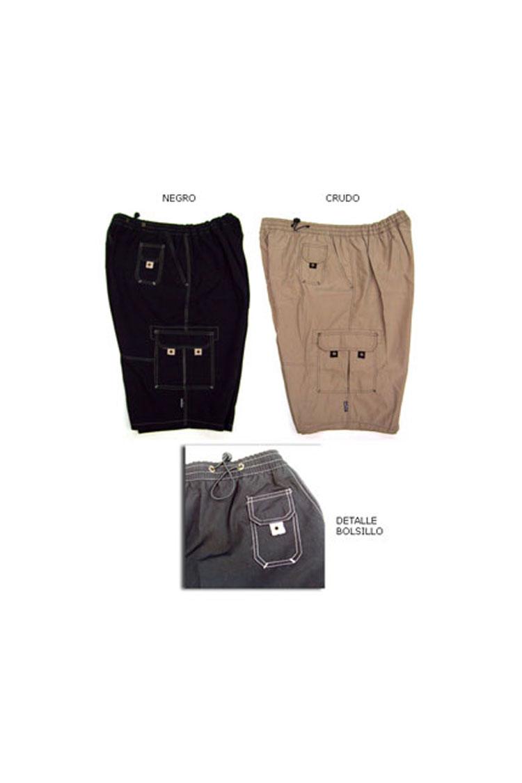 Pantalones, Bañadores, 103120, CRUDO | Zoom