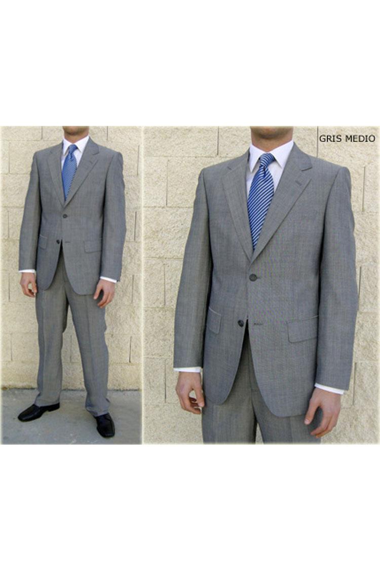 Sastrería, Trajes de Vestir, 103659, GRIS MEDIO | Zoom