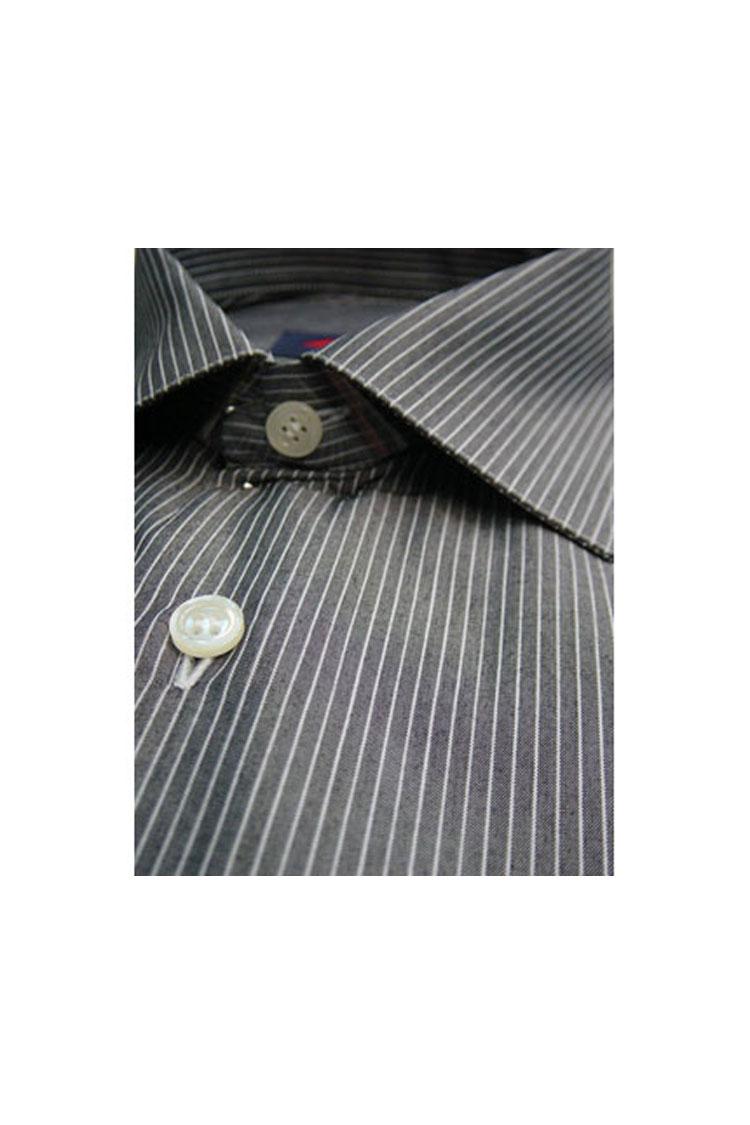 Camisas, Vestir Manga Larga, 103675, NEGRO   Zoom