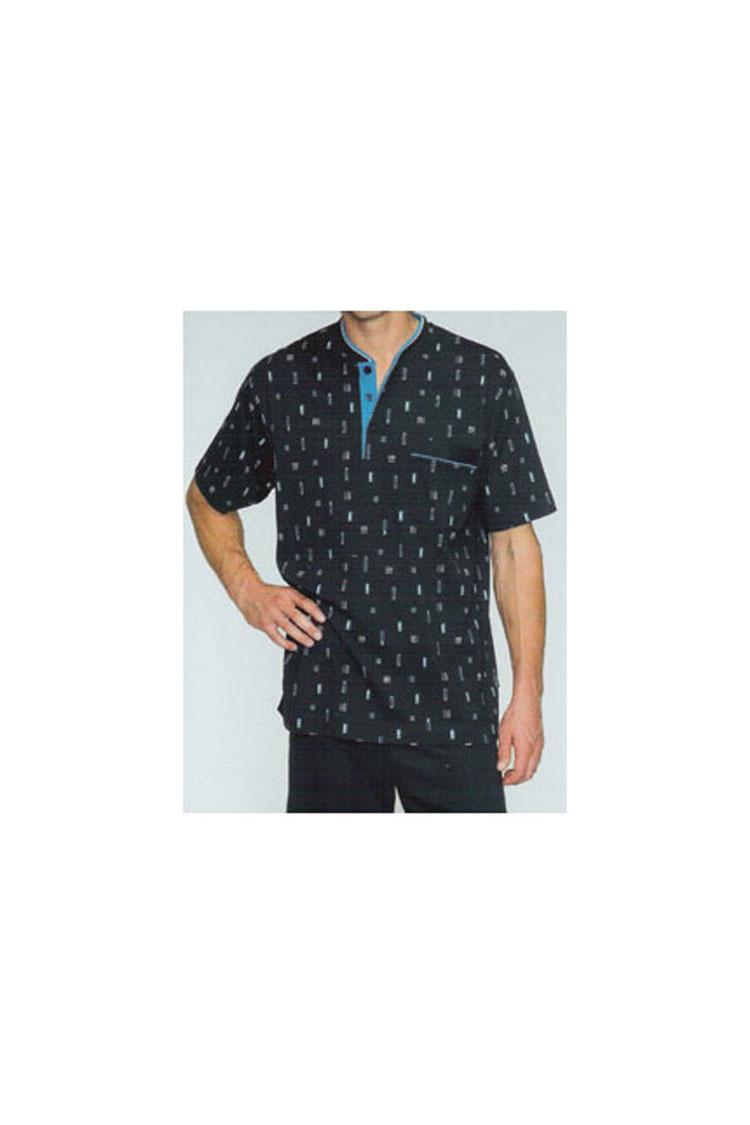 Homewear, Pijama M. Corta, 103683, MARINO | Zoom