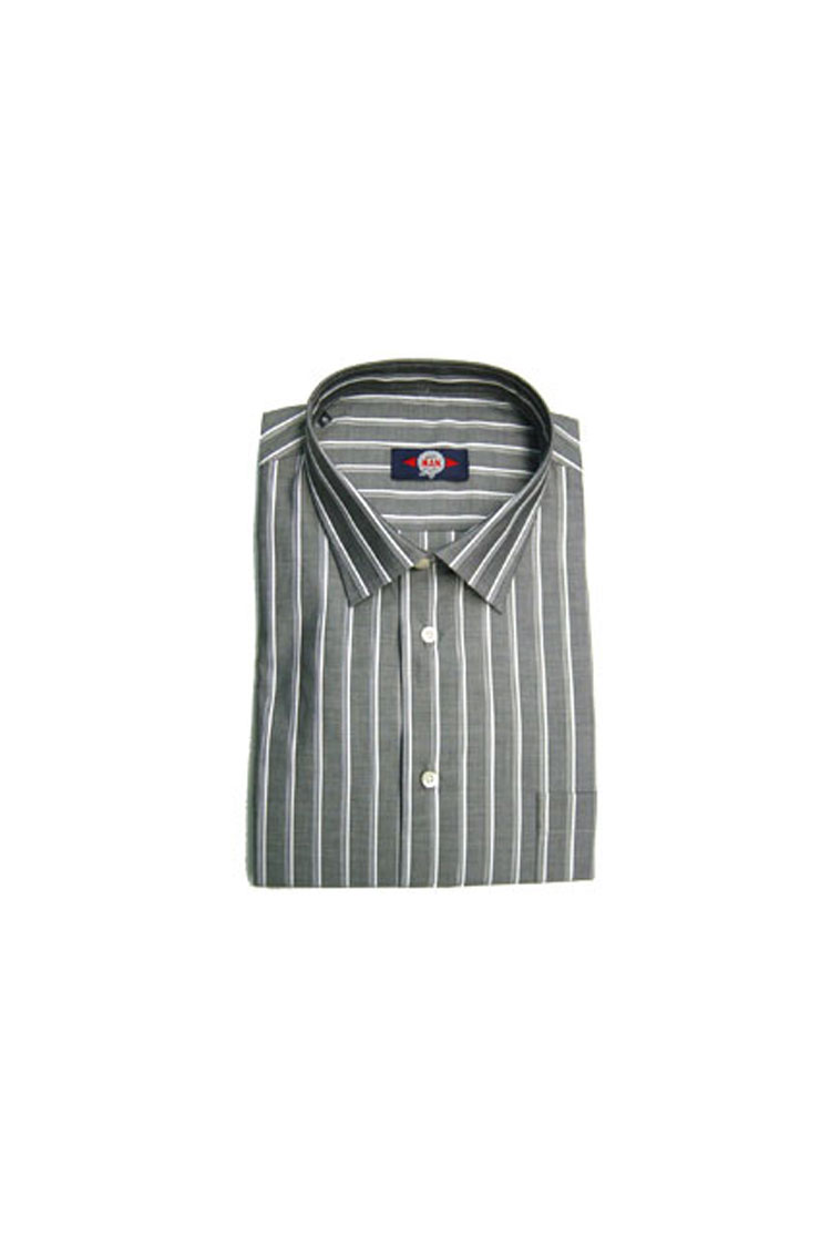 Camisas, Vestir Manga Larga, 103830, ANTRACITA | Zoom