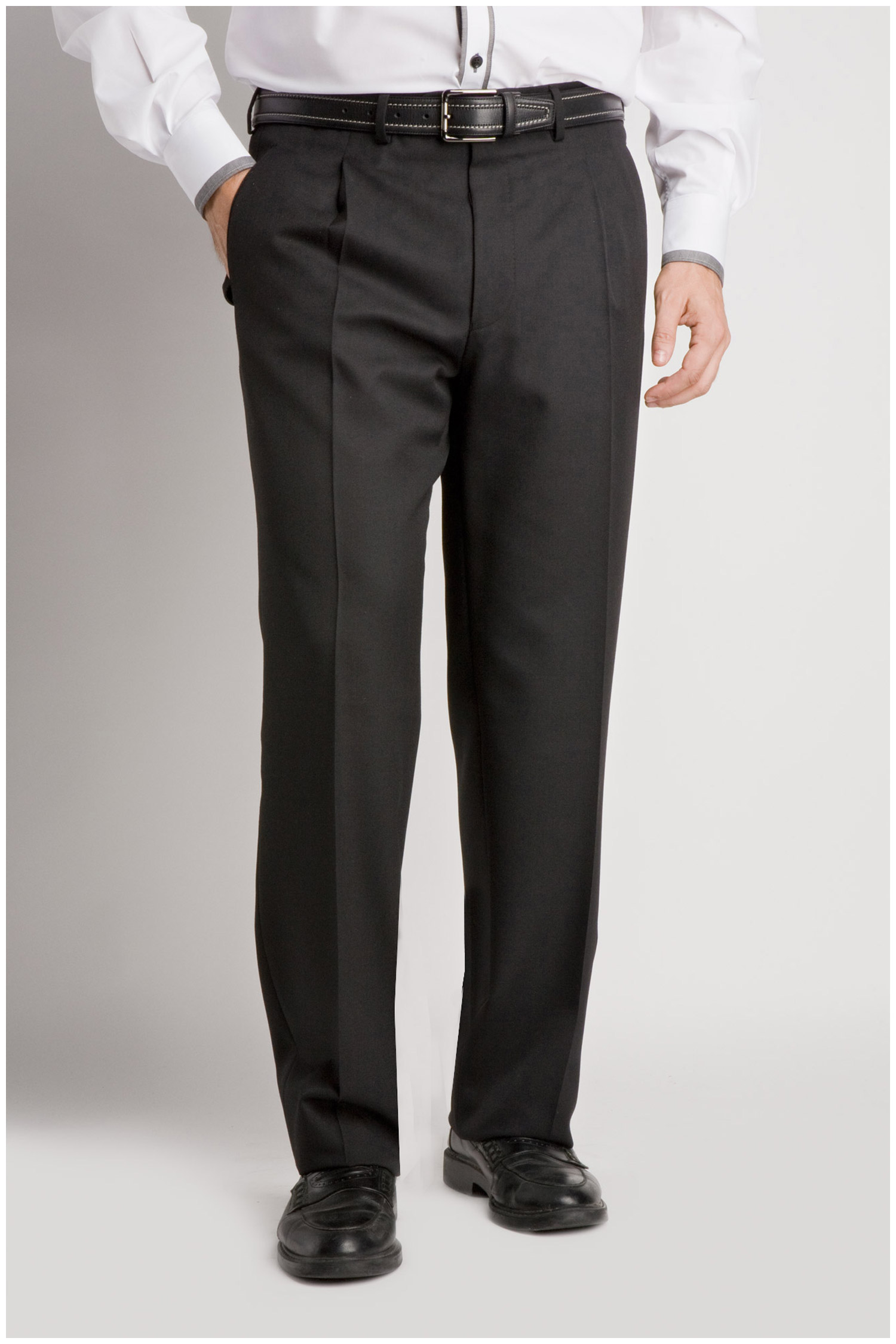 Pantalones, Vestir, 103992, NEGRO | Zoom