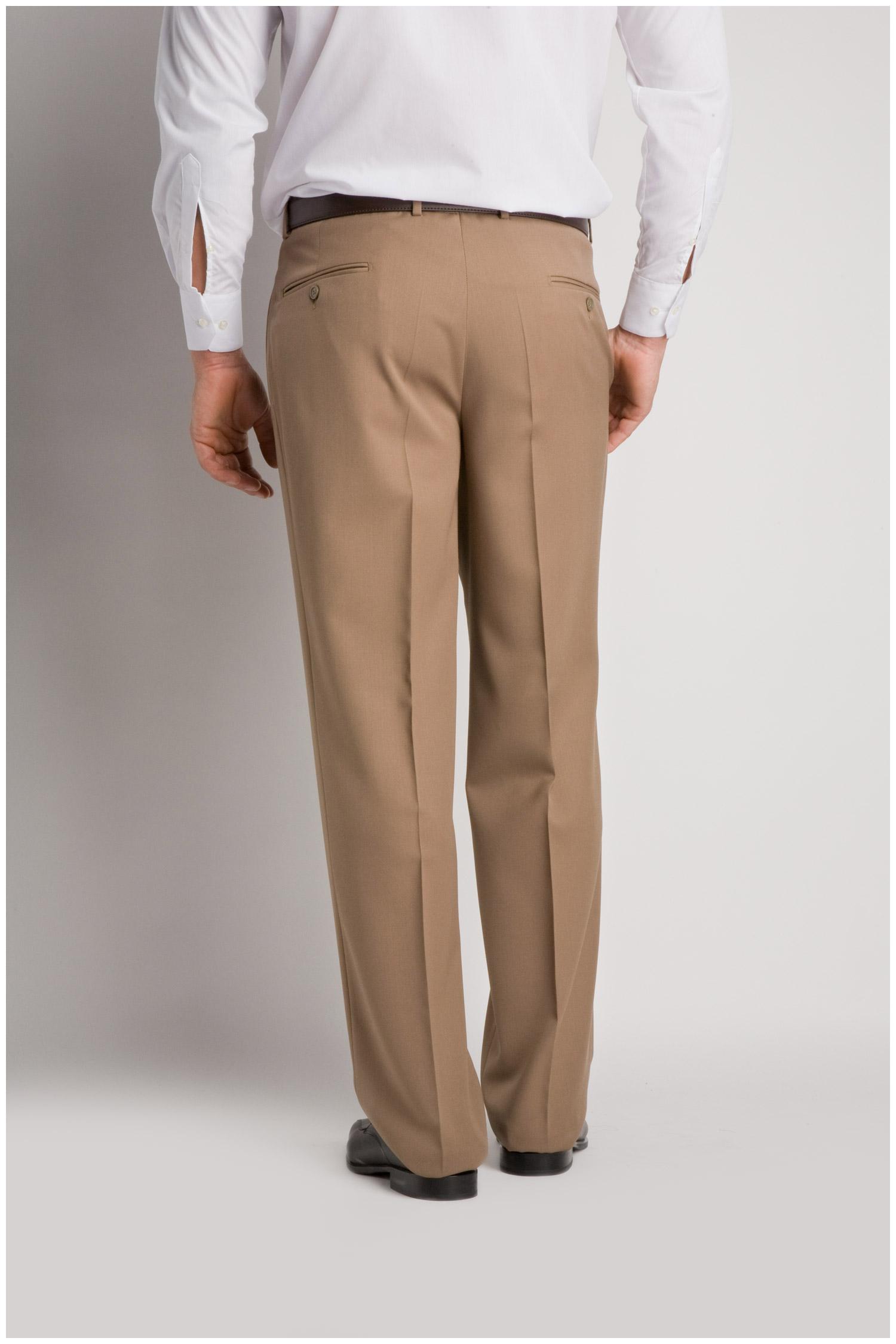 Pantalones, Vestir, 103992, TOSTADO | Zoom