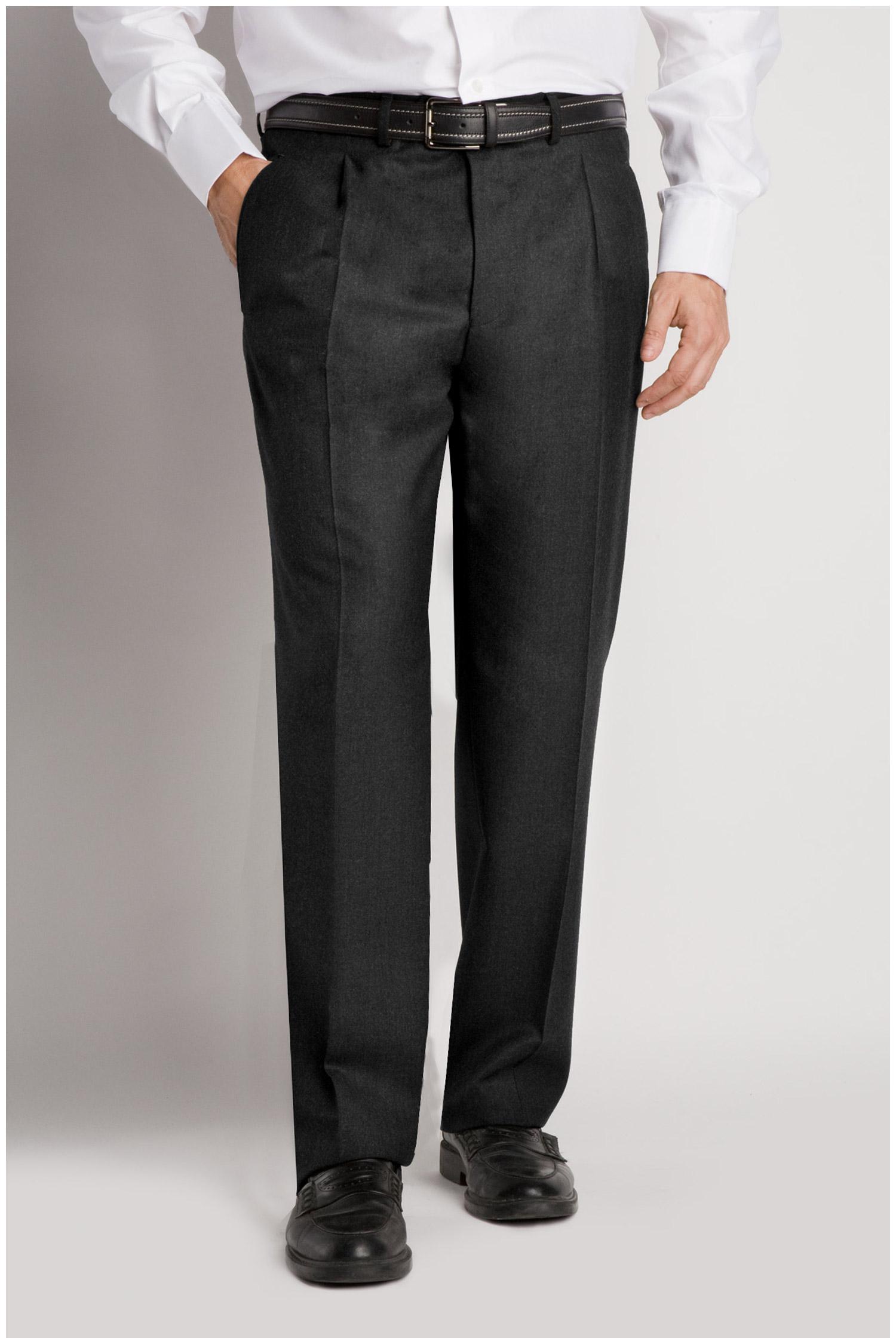 Pantalones, Vestir, 103992, MARENGO | Zoom