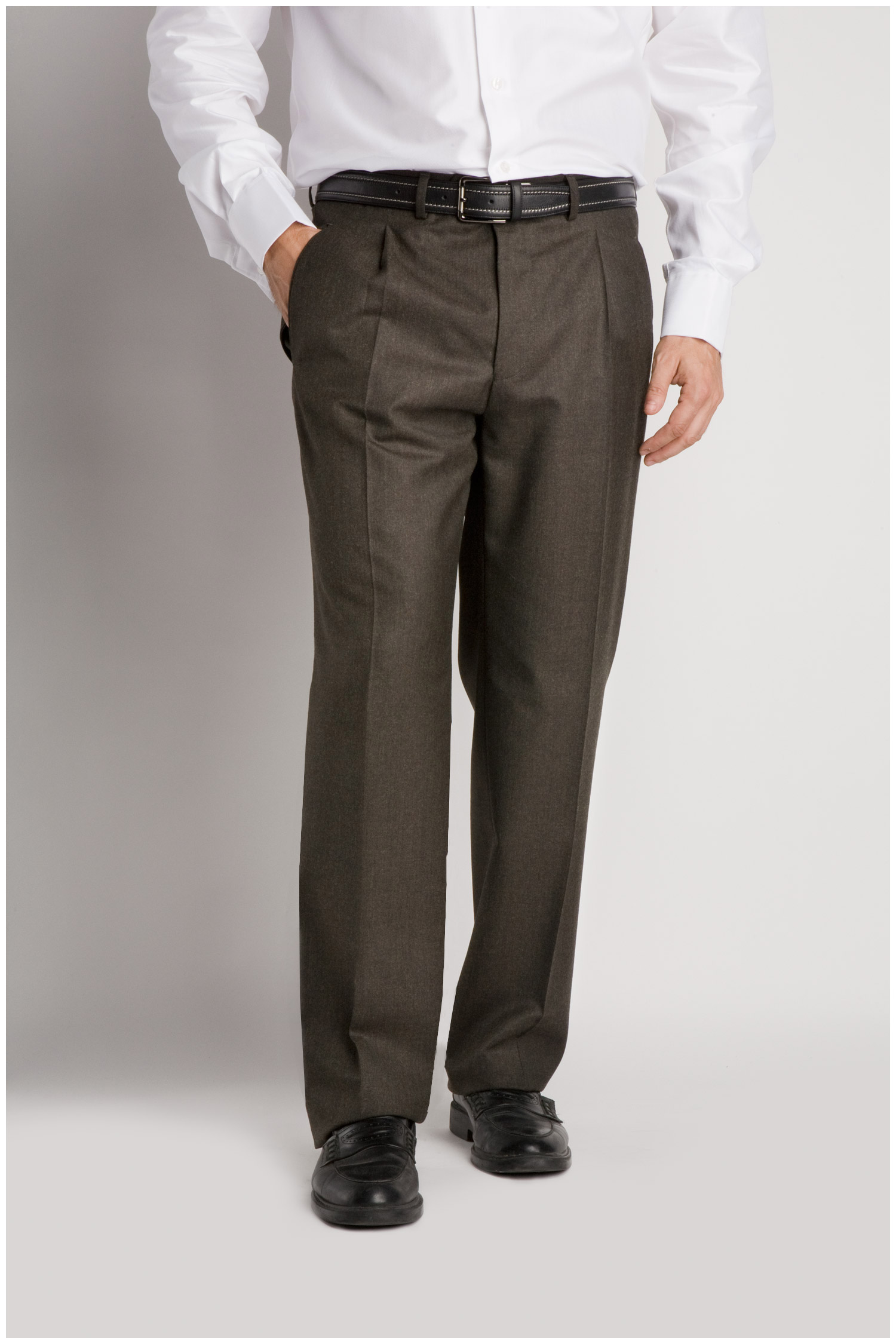 Pantalones De Vestir Tallas Grandes Hombre Ref 103992