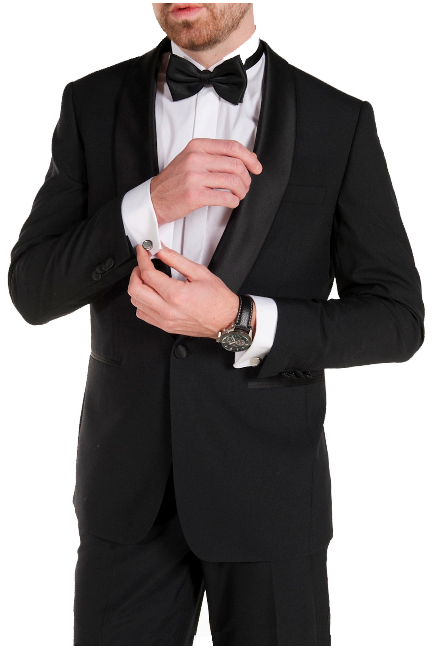 Sastrería, Trajes de Vestir, 104104, NEGRO | Zoom