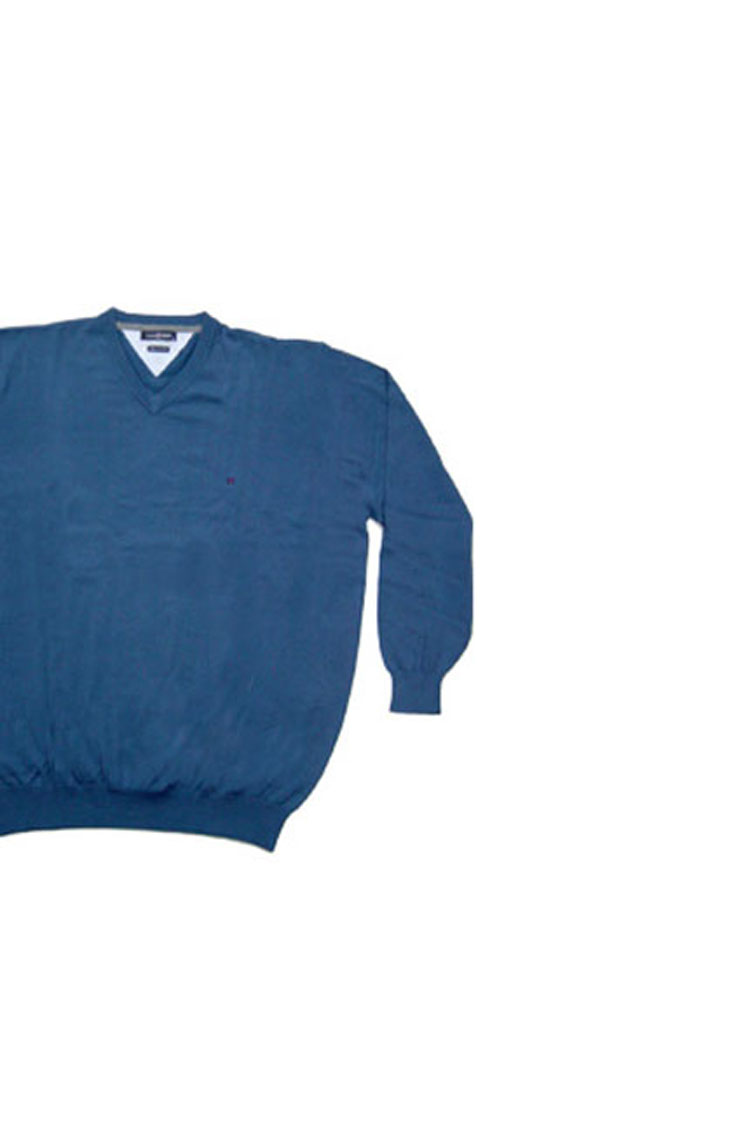 Punto, Jerseys, 104121, AZUL MEDIO | Zoom