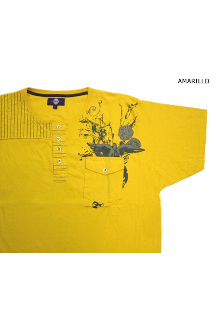Sport, Camisetas M. Corta, 104155, AMARILLO | Zoom