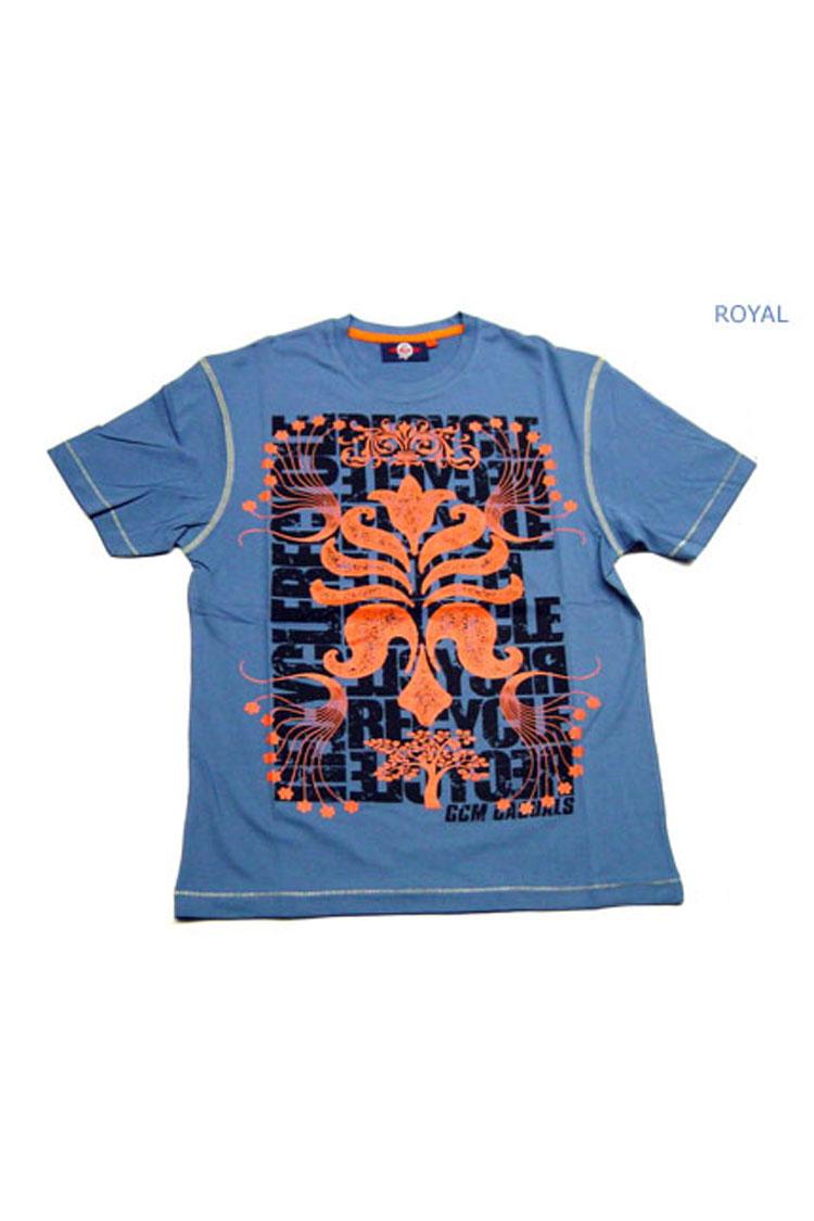 Sport, Camisetas M. Corta, 104356, ROYAL | Zoom