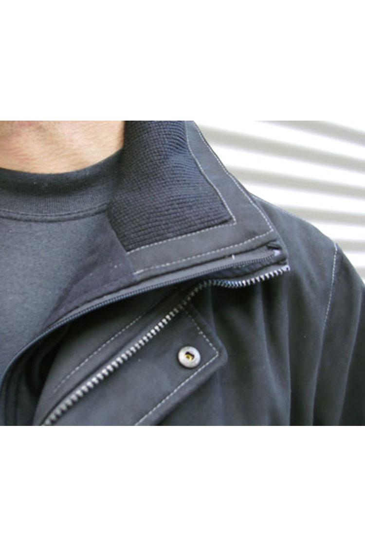 Abrigo, Chaquetones y Piel, 104611, NEGRO | Zoom