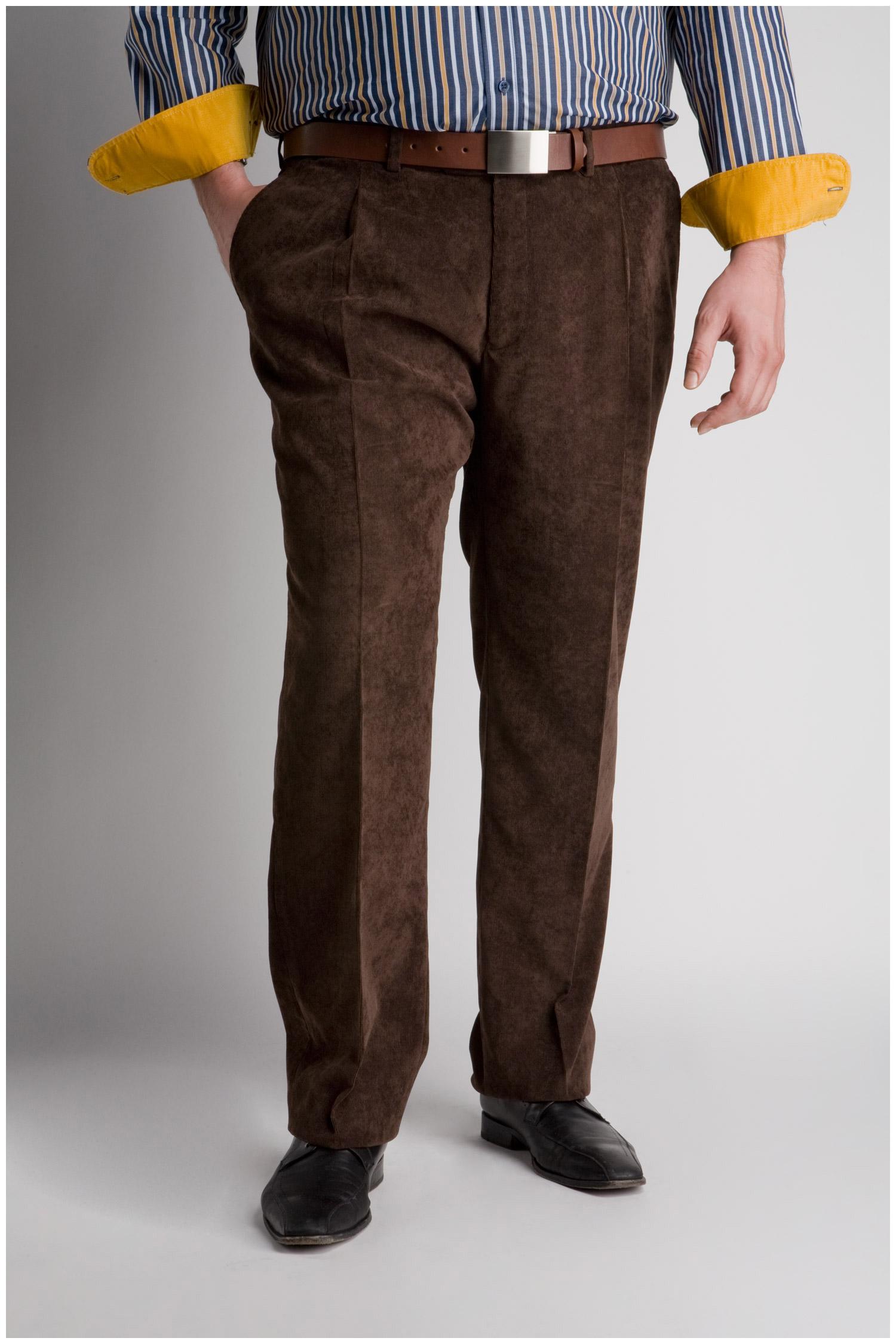 Pantalones, Sport, 104671, MARRON | Zoom
