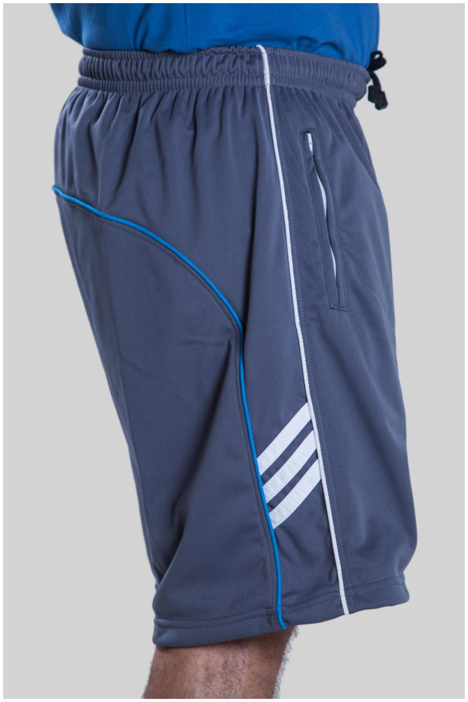 Pantalones, Bermudas, 104778, GRIS MEDIO | Zoom