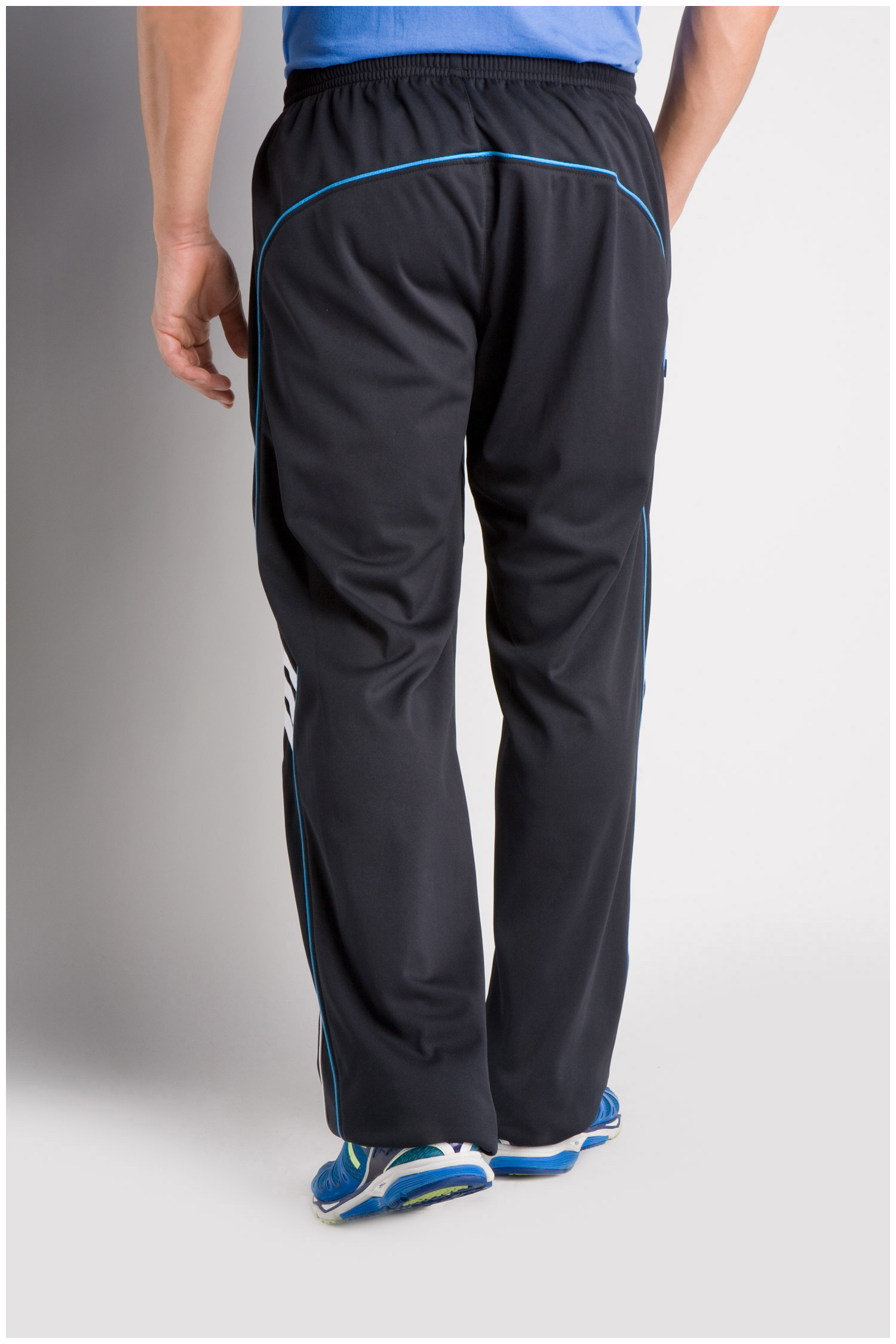 Pantalones, Chandal, 104779, NEGRO | Zoom