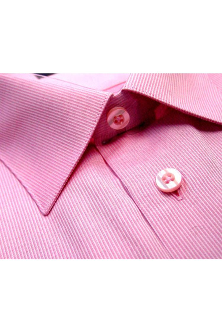Camisas, Vestir Manga Larga, 104799, ROSA | Zoom