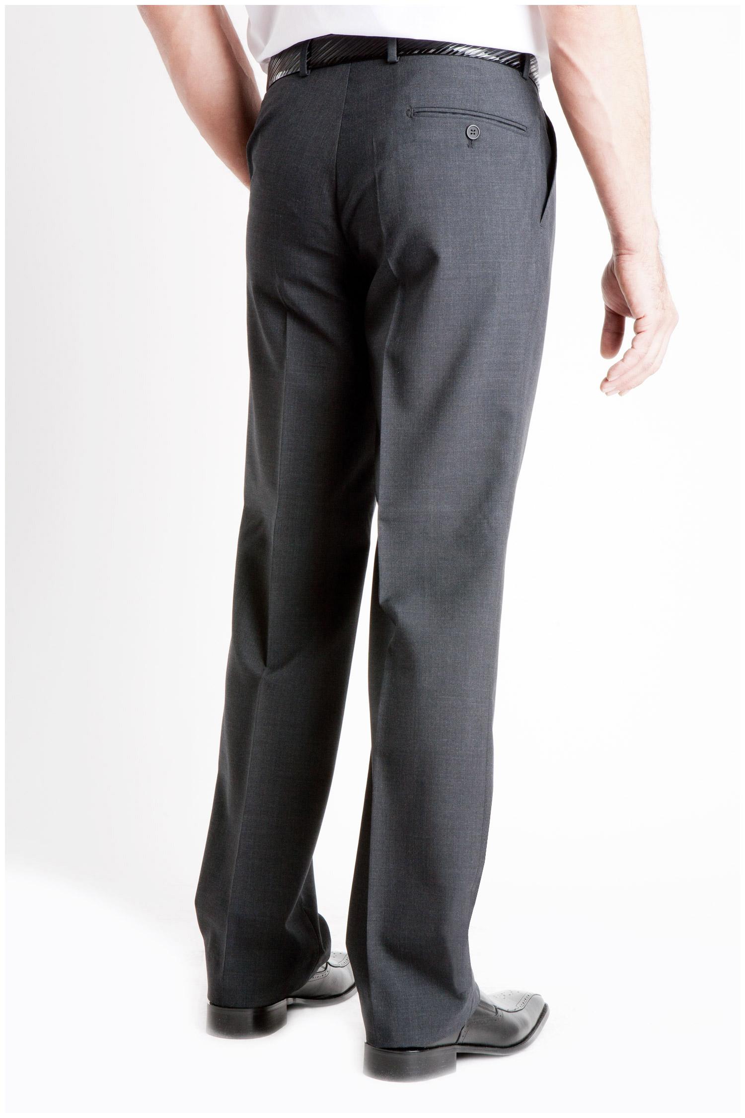 Pantalones, Vestir, 104991, MARENGO | Zoom