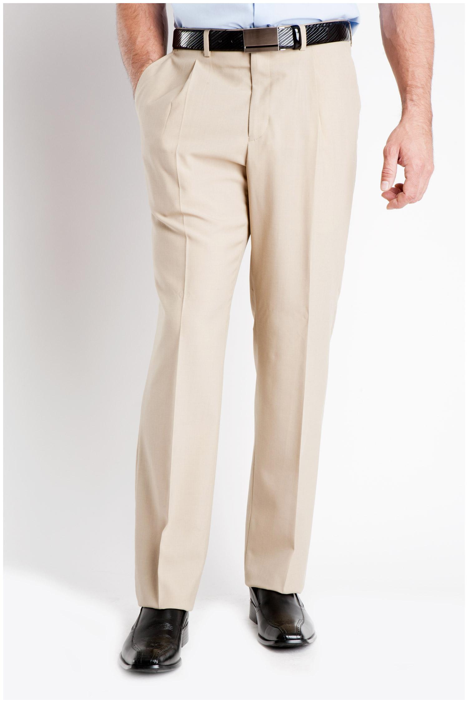 Pantalones, Vestir, 104991, CRUDO | Zoom