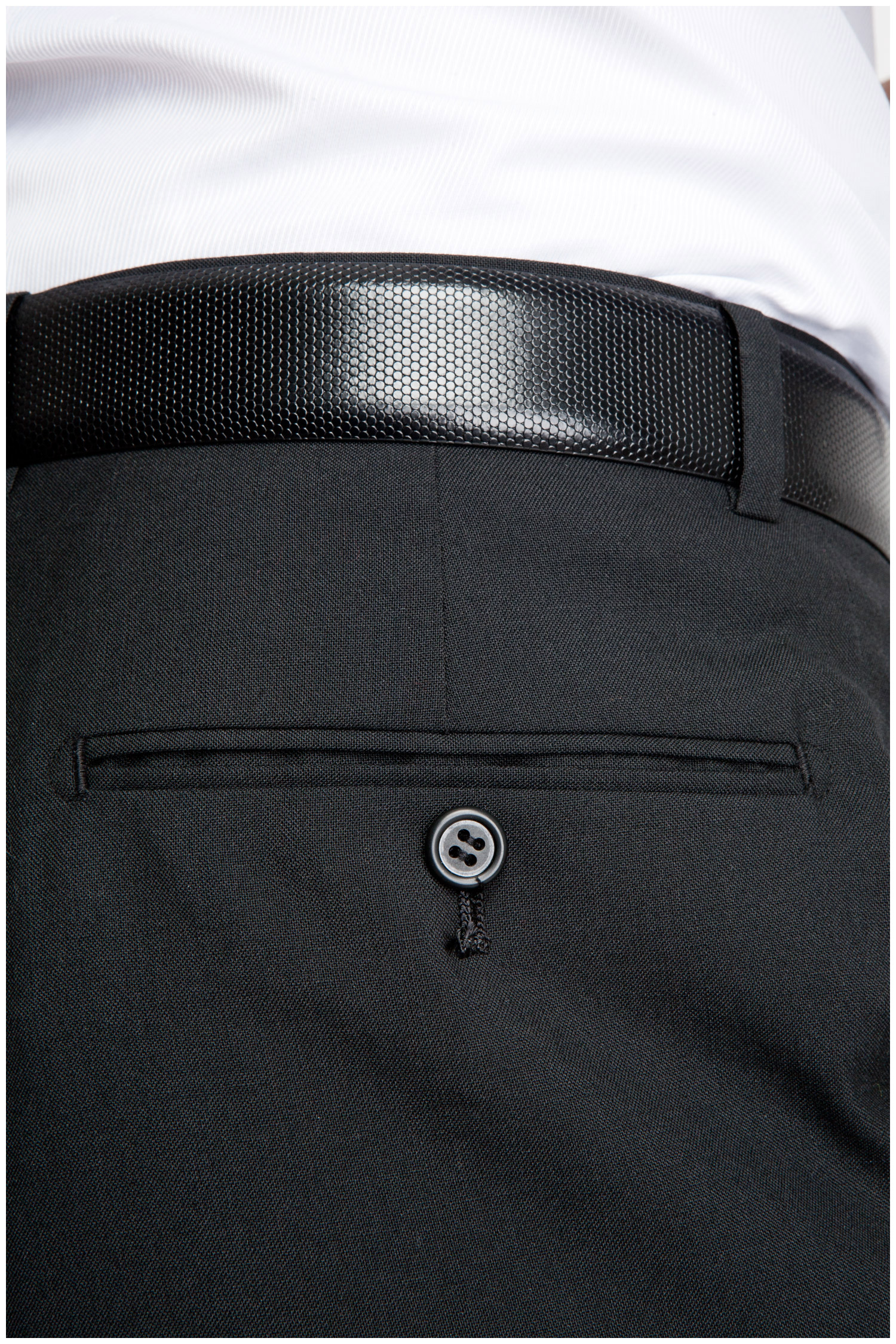 Pantalones, Vestir, 104993, NEGRO | Zoom