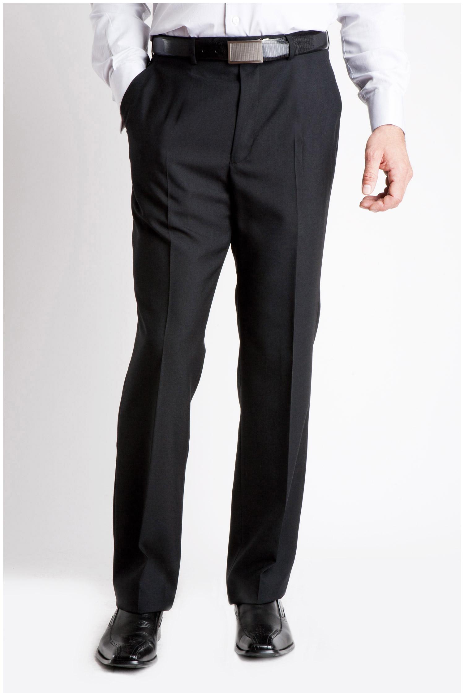 Pantalones, Vestir, 104994, NEGRO | Zoom