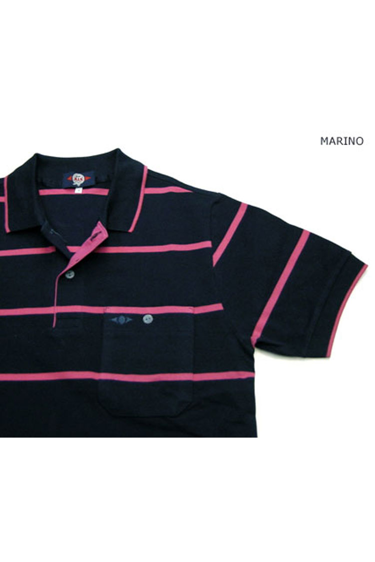 Sport, Polos M. Corta, 105005, MARINO | Zoom