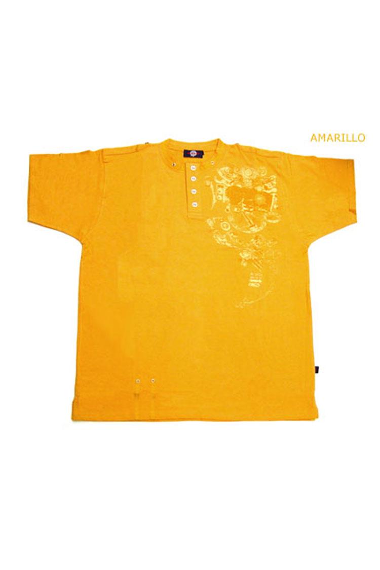 Sport, Camisetas M. Corta, 105007, AMARILLO | Zoom