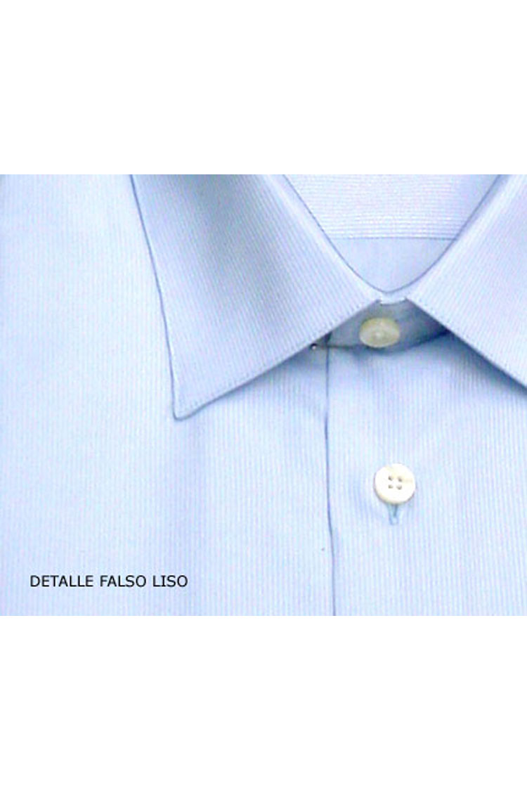 Camisas, Vestir Manga Larga, 105062, CELESTE | Zoom
