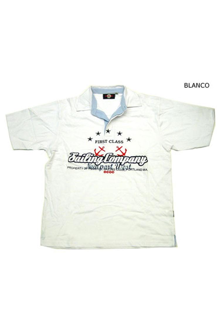Sport, Polos M. Corta, 105079, BLANCO | Zoom