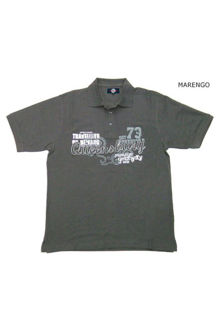 Sport, Polos M. Corta, 105081, MARENGO | Zoom
