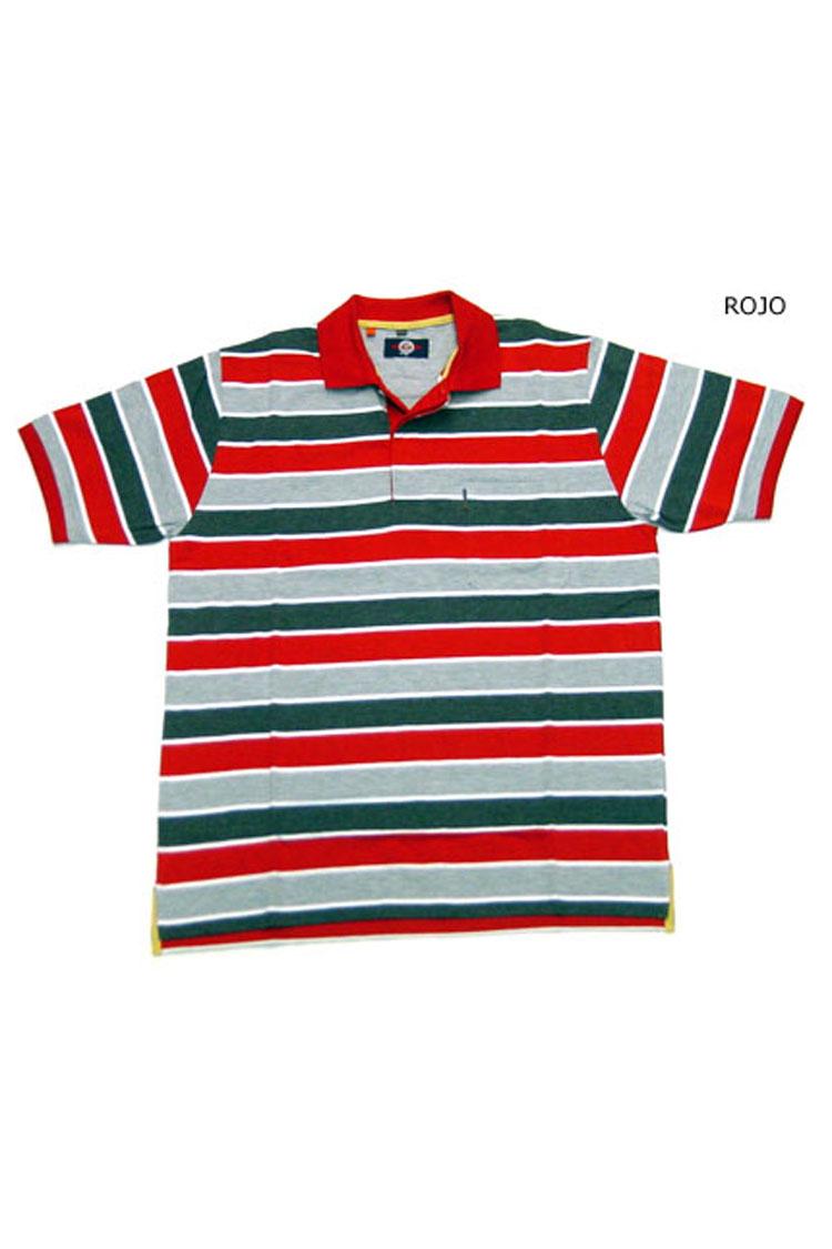 Sport, Polos M. Corta, 105083, ROJO | Zoom