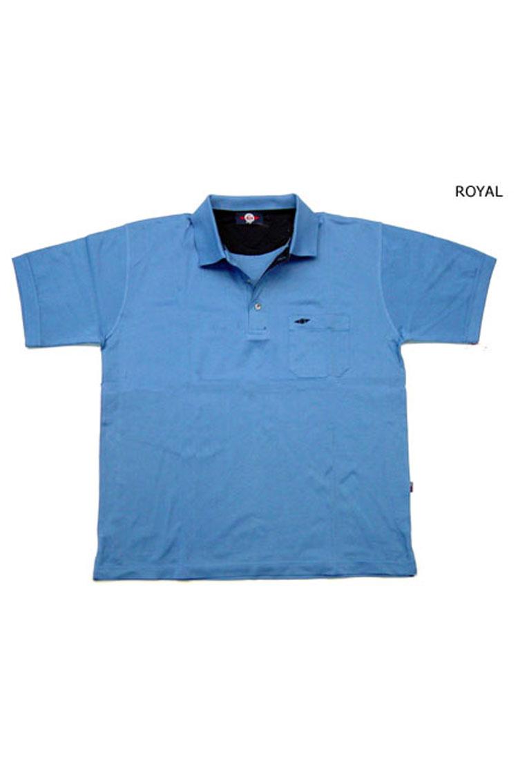 Sport, Polos M. Corta, 105106, ROYAL | Zoom