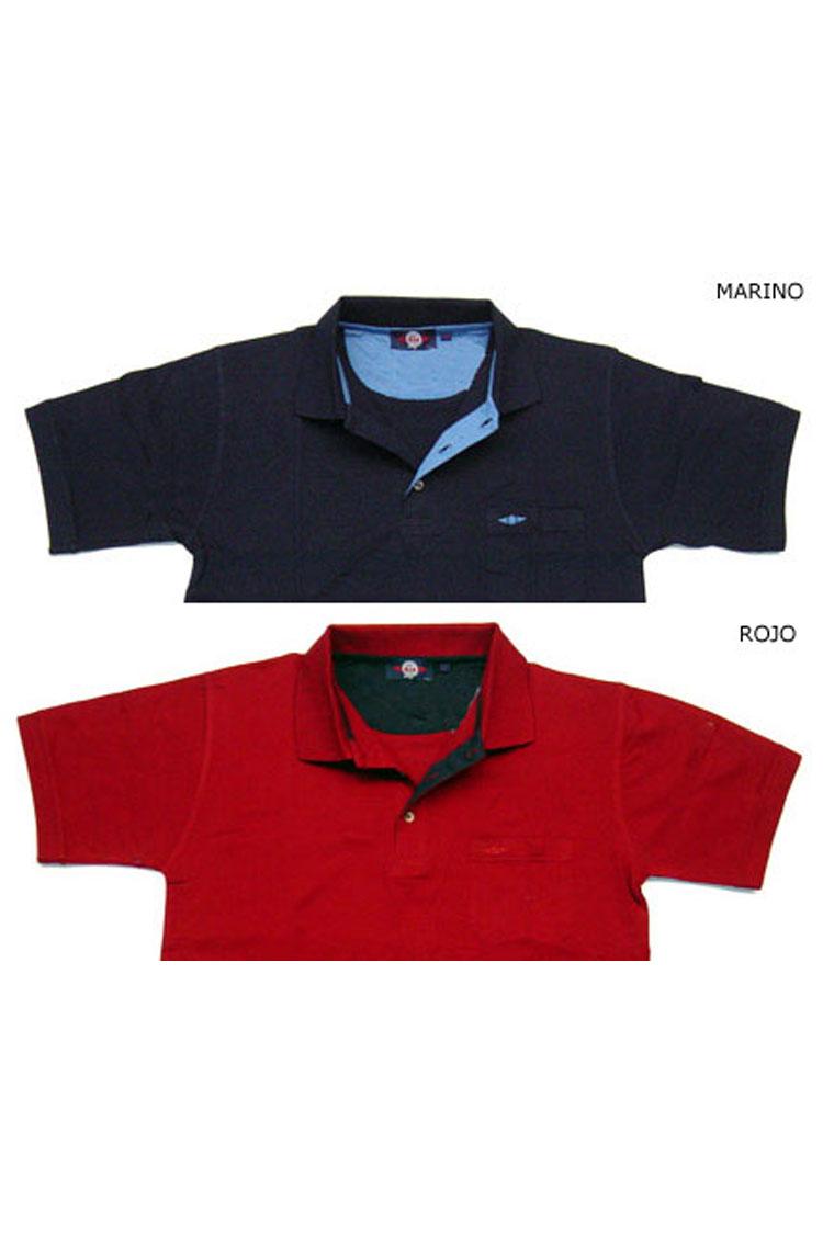 Sport, Polos M. Corta, 105106, MARINO | Zoom