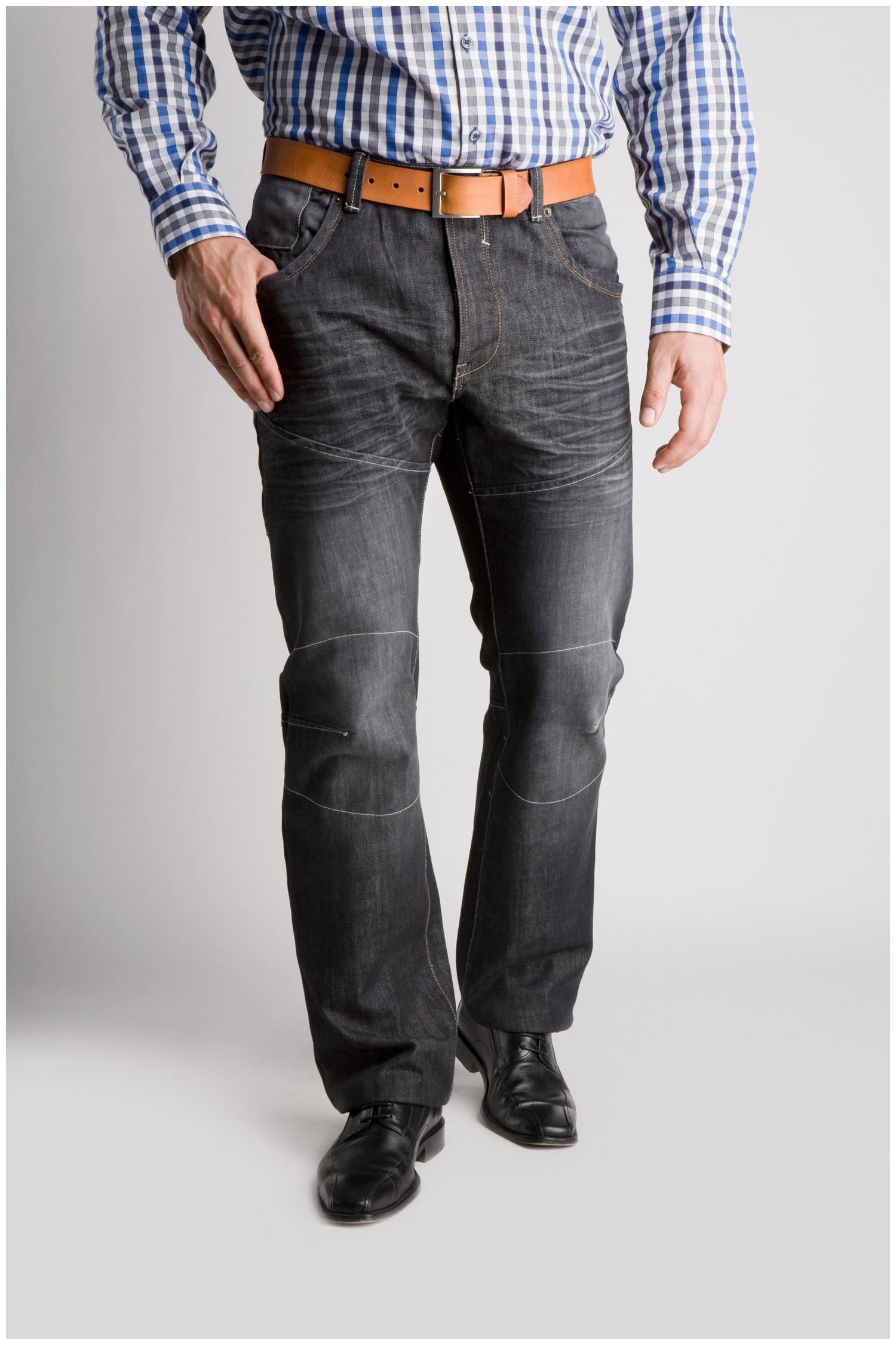 Pantalones, Vaqueros, 105140, ANTRACITA | Zoom