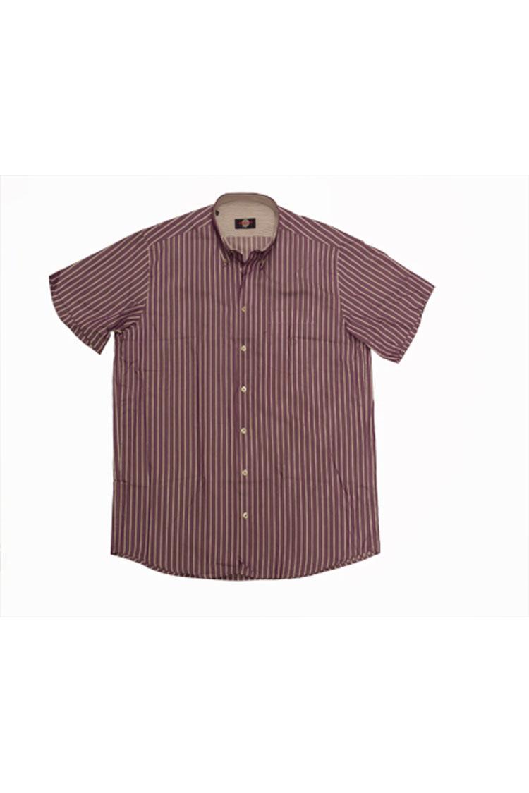 Camisas, Sport Manga Corta, 105172, ROJO | Zoom