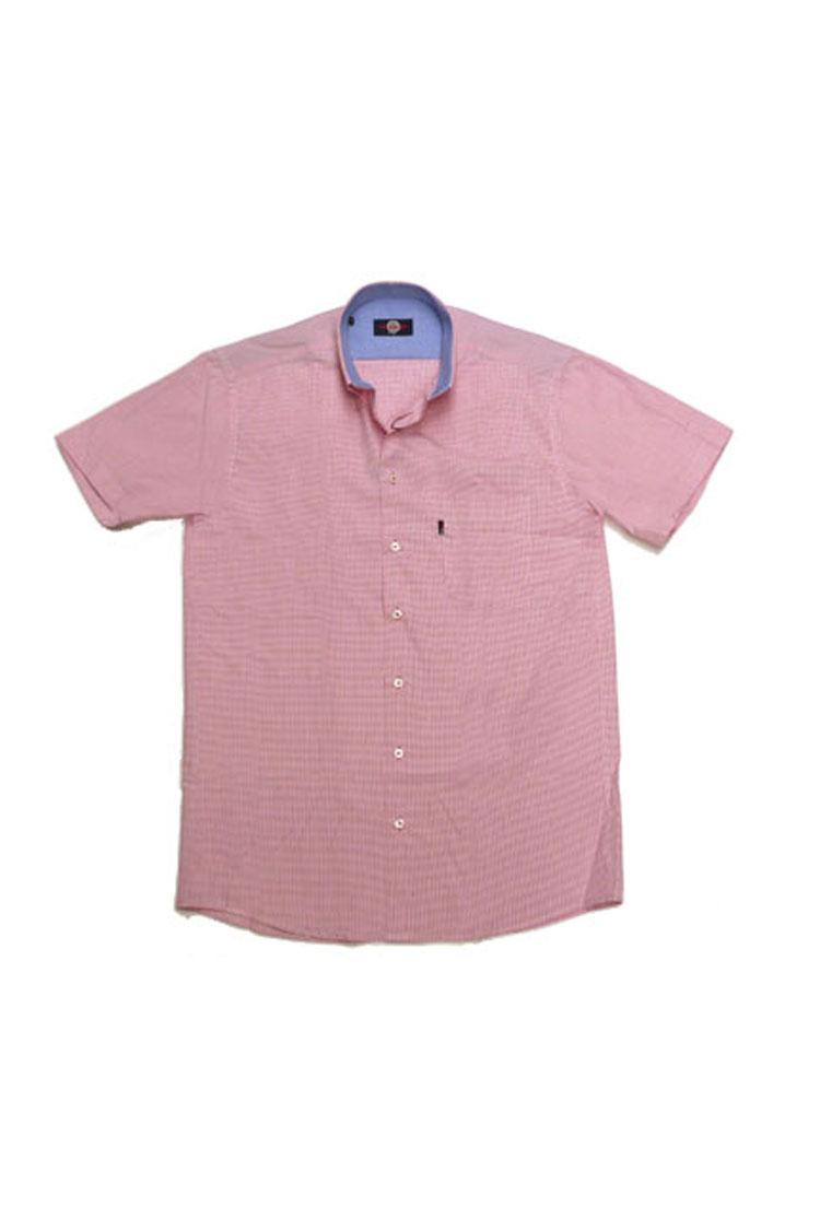 Camisas, Sport Manga Corta, 105180, ROJO | Zoom
