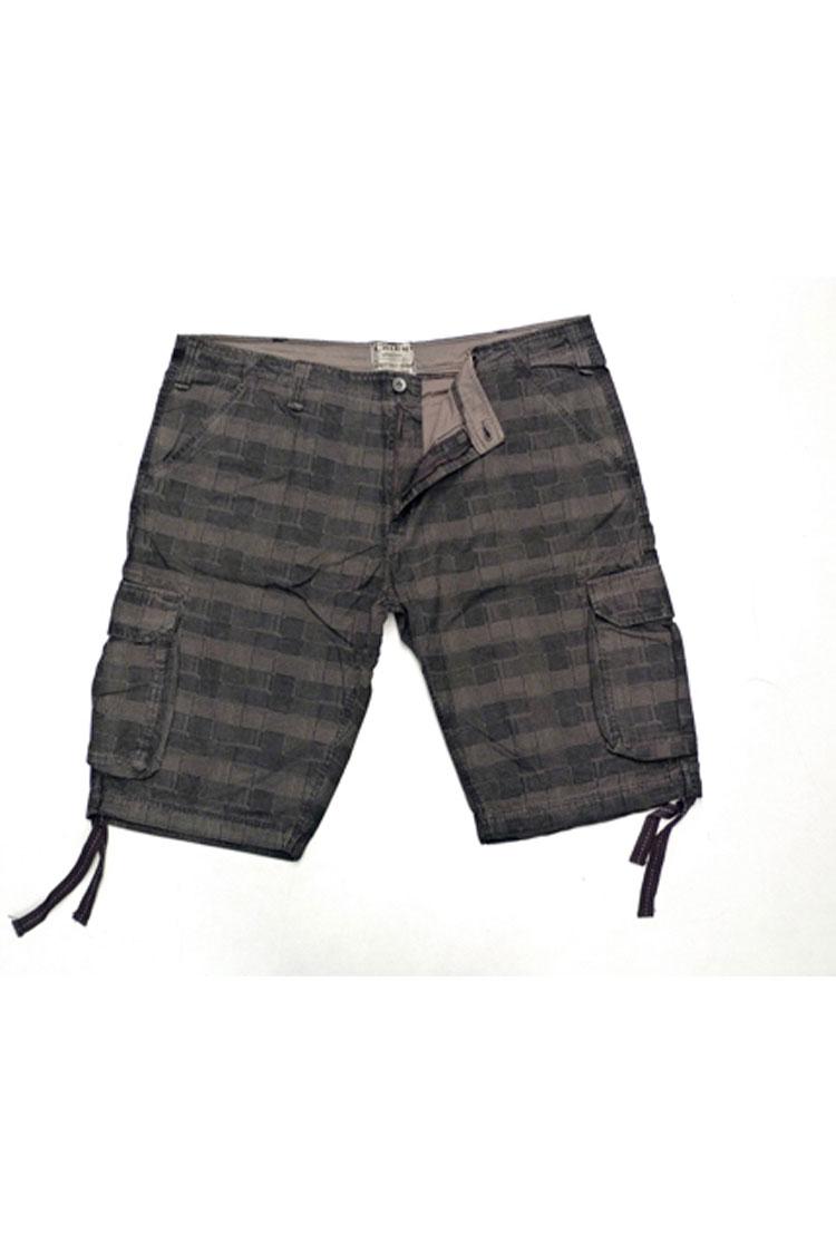 Pantalones, Bermudas, 105252, TABACO | Zoom