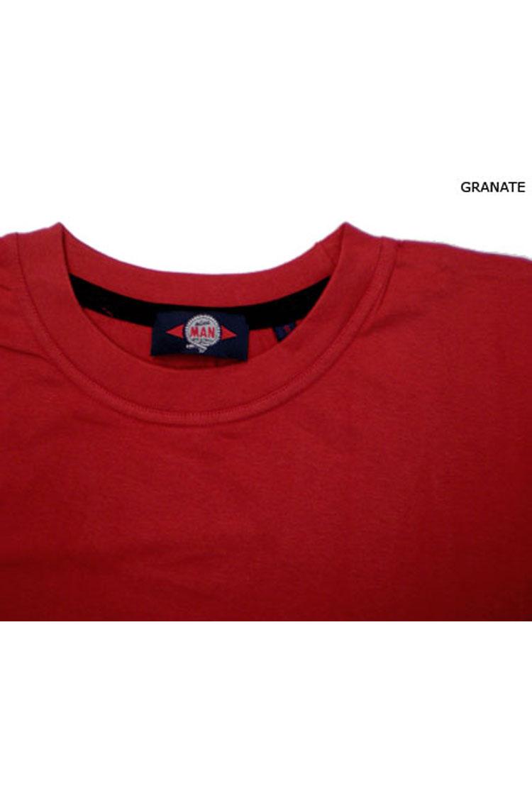 Sport, Camisetas M. Larga, 105383, GRANATE | Zoom