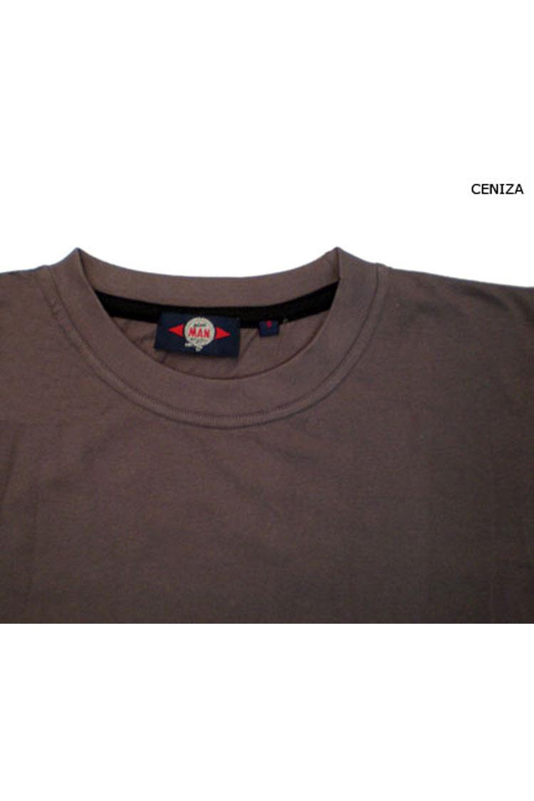 Sport, Camisetas M. Larga, 105383, CENIZA | Zoom