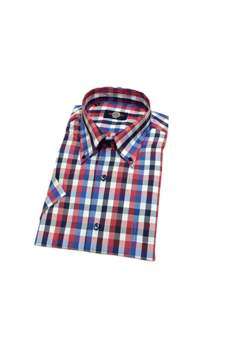 Camisas, Sport Manga Corta, 105492, FUCSIA | Zoom