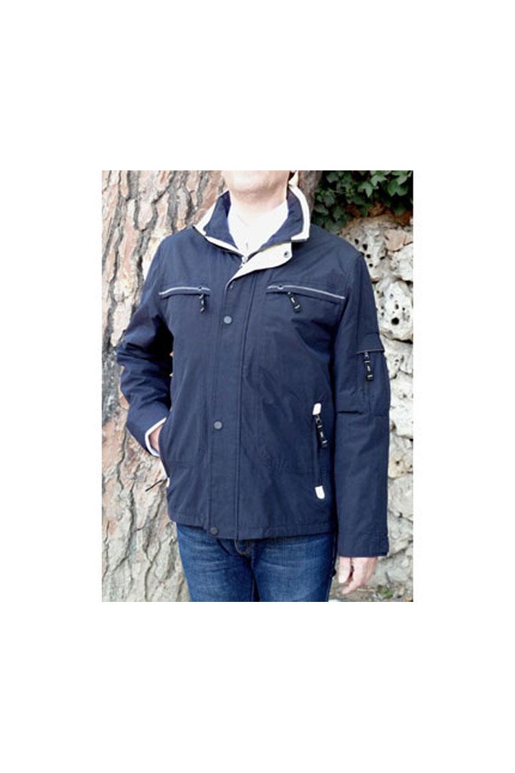 Abrigo, Chaquetones y Piel, 105695, MARINO | Zoom