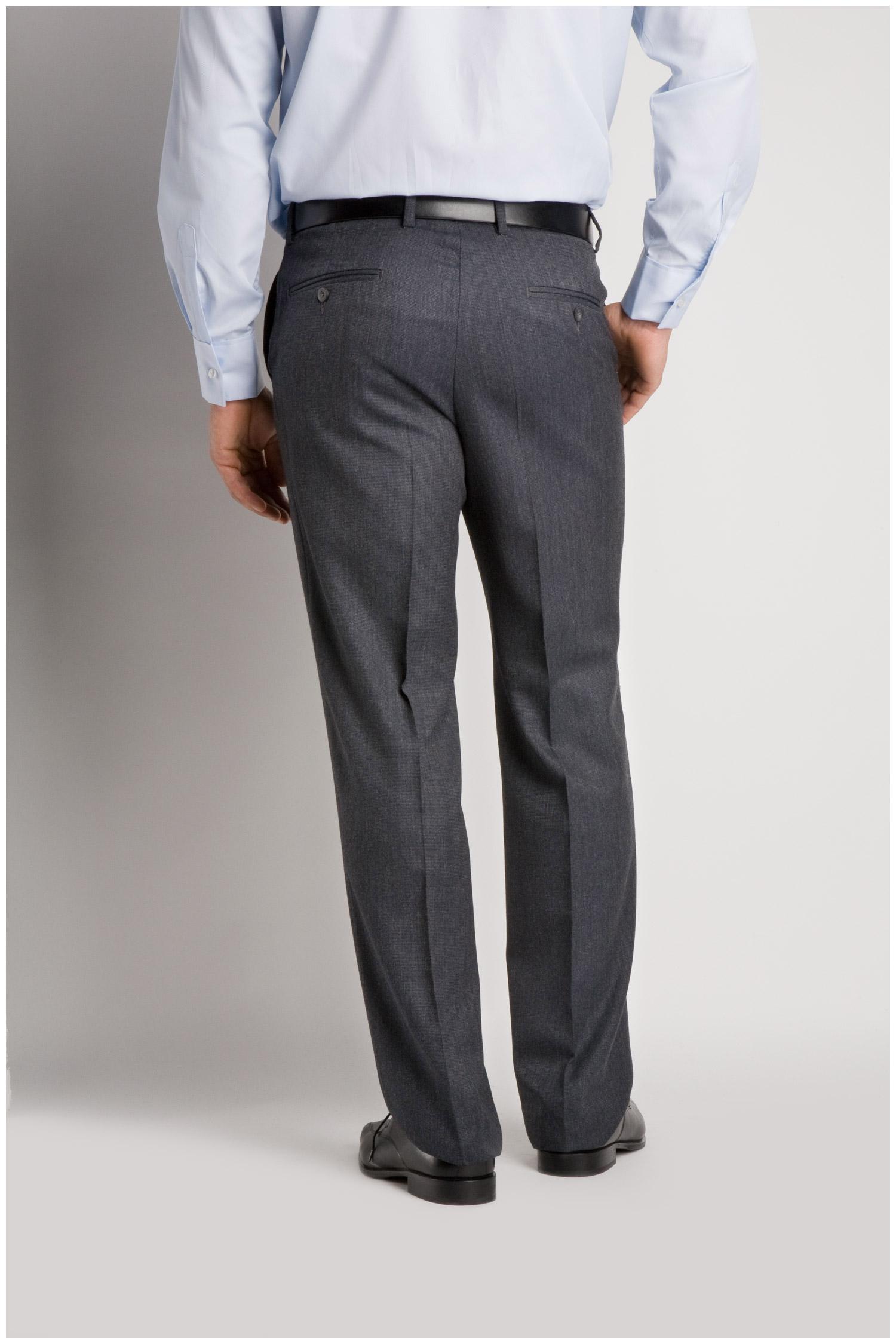 Pantalones, Vestir, 105818, MARINO | Zoom