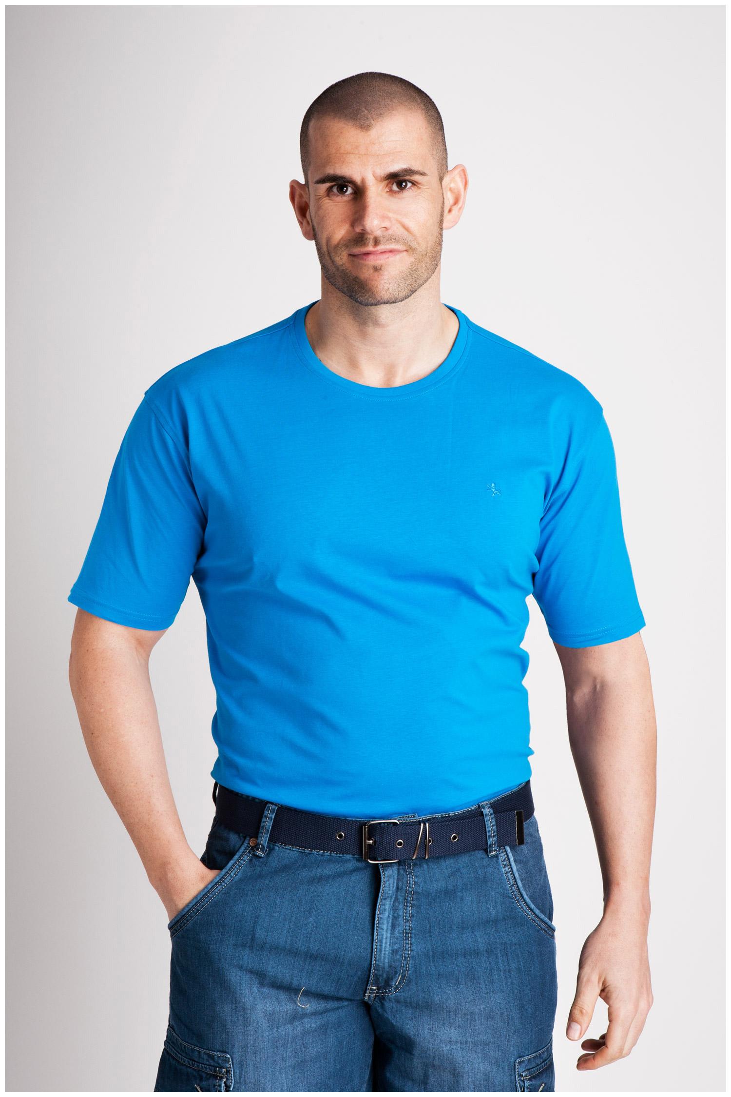 Sport, Camisetas M. Corta, 105835, COBALTO | Zoom