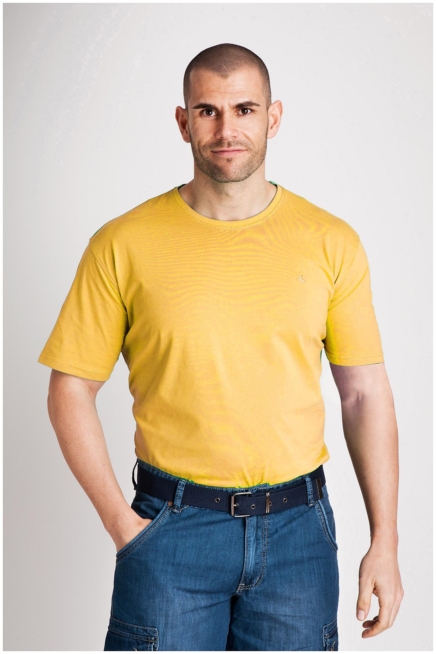 Sport, Camisetas M. Corta, 105835, AMARILLO | Zoom