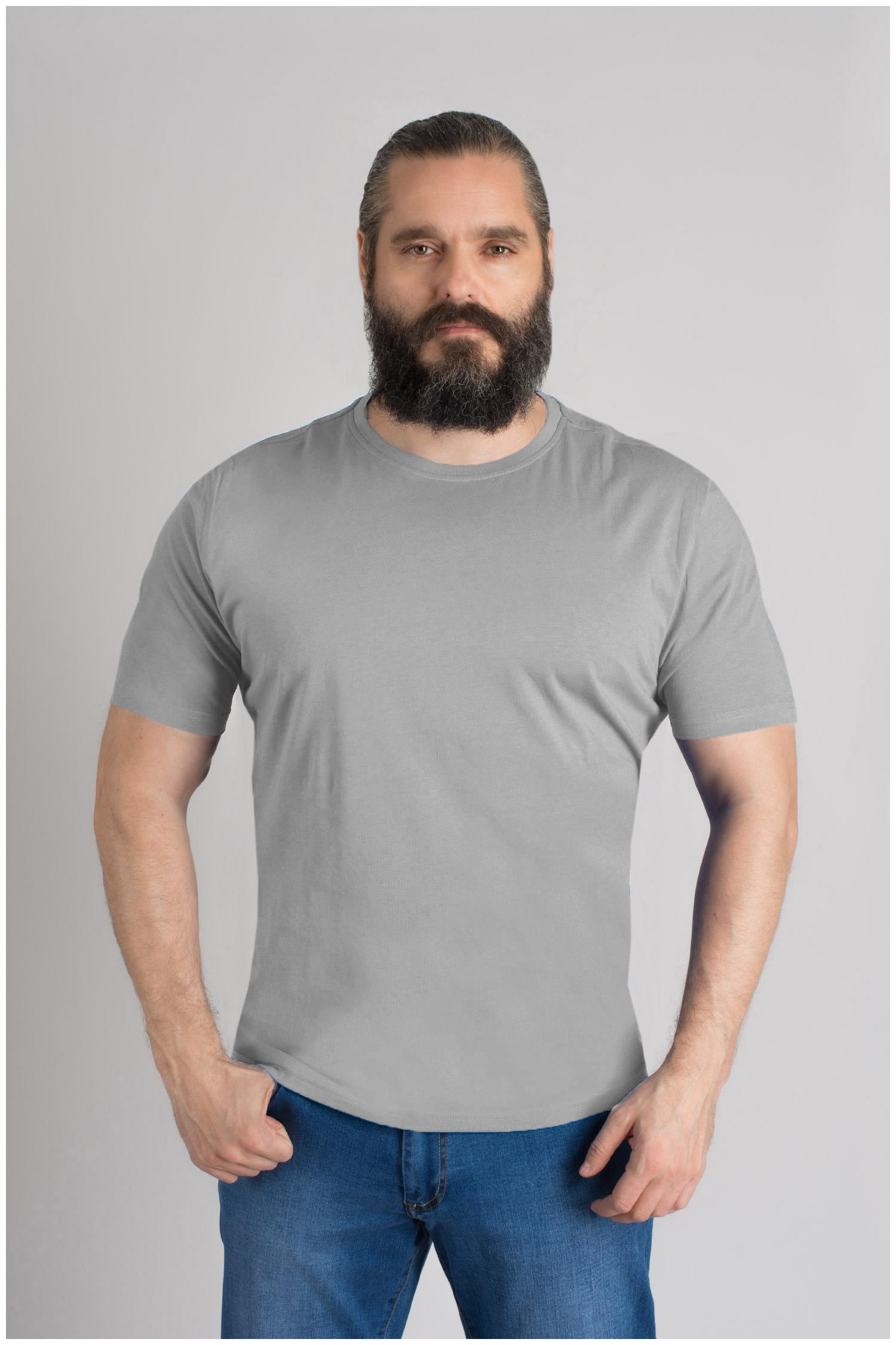 Sport, Camisetas M. Corta, 105835, GRIS MEDIO | Zoom