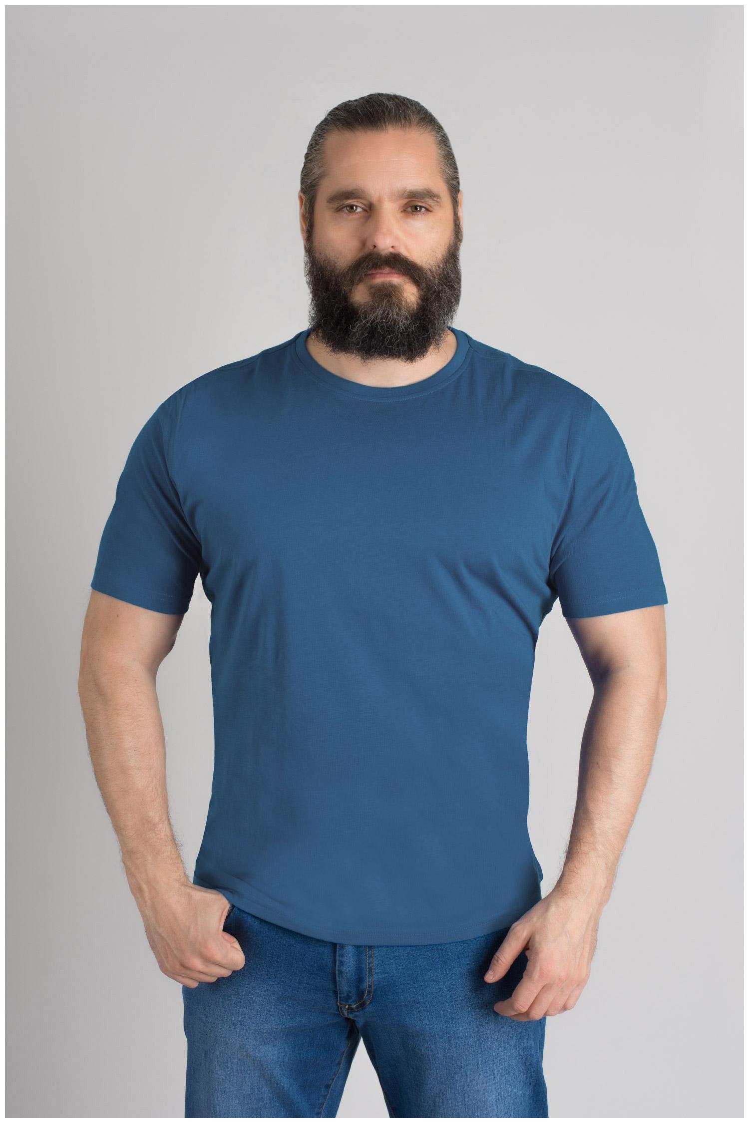 Sport, Camisetas M. Corta, 105835, INDIGO   Zoom