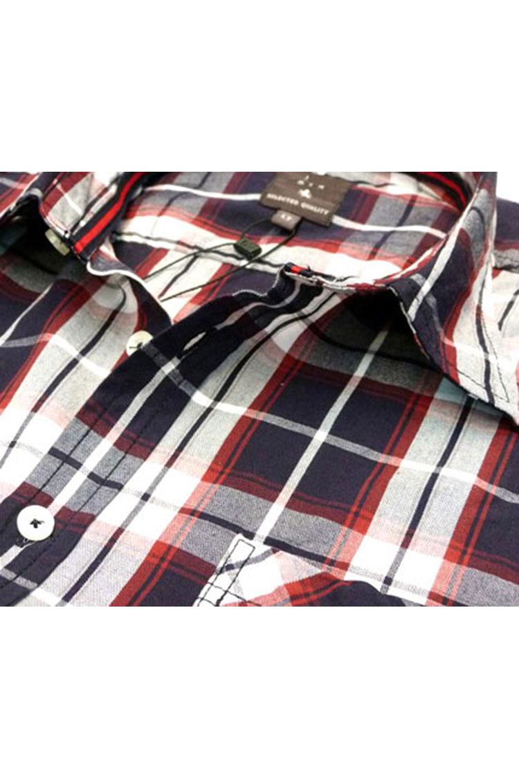 Camisas, Sport Manga Larga, 105842, MARINO | Zoom